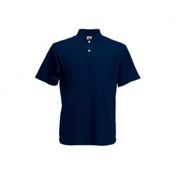 Polo Fruit Of The Loom Verdone