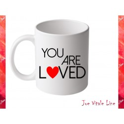 Cup Joe Vitale YOU ARE LOVED